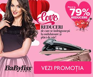 Campanie de reduceri Love Sale