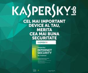 Campanie de reduceri Kaspersky Internet Security pentru Android