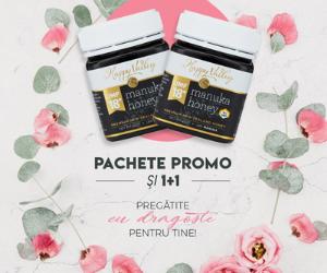 Campanie de reduceri Pachete Promo pregătite cu Dragoste pentru tine!