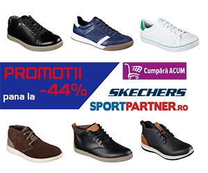Campanie de reduceri Promotie Skechers pana la -44%