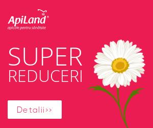 Campanie de reduceri Primăvară cu sănătate și energie - Super Reduceri
