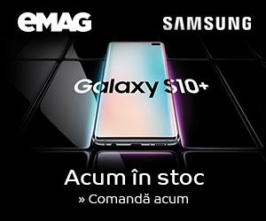 Campanie de reduceri Campanie stoc Samsung Galaxy S10
