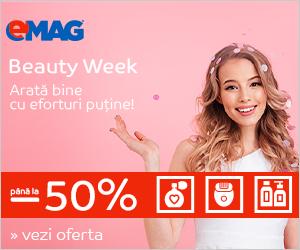 Campanie de reduceri Beauty Week martie 2019