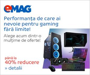 Campanie de reduceri Campanie gaming all IT, 11- 17.03.2019