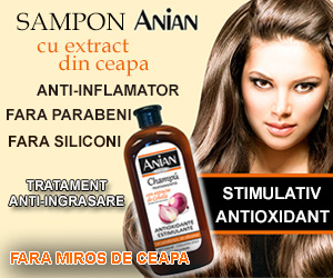 Campanie de reduceri Sampon tratament cu ceapa