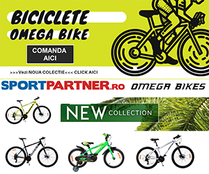 Campanie de reduceri New Collection Biciclete Omega 2019