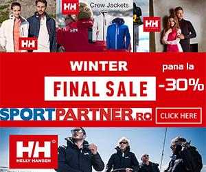 Campanie de reduceri Final sale HellyHansen