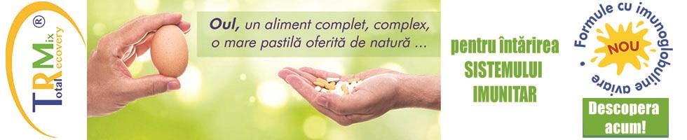 Campanie de reduceri Suplimente nutritive cu imunoglubuline aviare