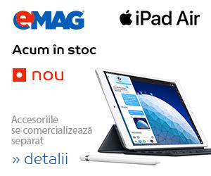 Campanie de reduceri Campanie iPad Air 3