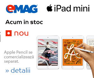 Campanie de reduceri Campanie iPad Mini 5