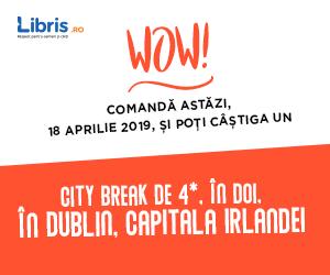 Campanie de reduceri  CADOU City Break in Dublin, capitala Irlandei!