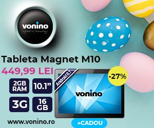 Campanie de reduceri Noua Tableta Vonino Magnet M10, cu 27% reducere!