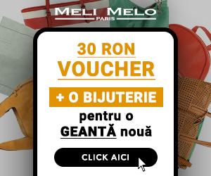 Campanie de reduceri Voucher 30 RON + bijuterie pentru genÈ›i