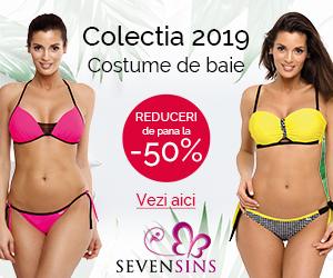 Campanie de reduceri Costume de baie 2019 cu reducere de pana la 50%!