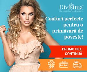 Campanie de reduceri Promotiile continua! Divisima - Coafuri perfecte pentru o primavara de poveste!