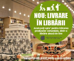 Campanie de reduceri Livrare in librarii