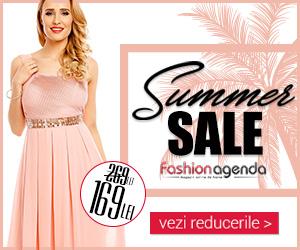 Campanie de reduceri Summer SALE