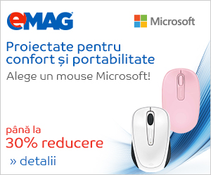 Campanie de reduceri Mousi Microsoft, 06- 12.05.2019