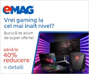 Campanie de reduceri Campanie gaming all IT, 28.05- 02.06.2019