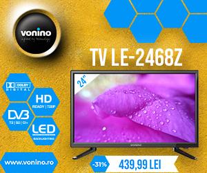 Campanie de reduceri Televizor Vonino 24