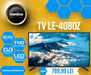 Campanie de reduceri Televizor Vonino 40