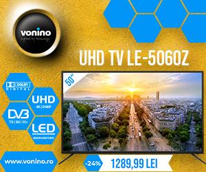 Campanie de reduceri Televizor Vonino 50