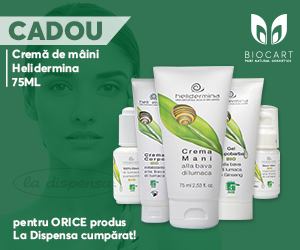 Campanie de reduceri PROMOTIE PRODUSE COSMETICE BIO CU EXTRACT DE MELC 1+ 1 CADOU GRATIS!