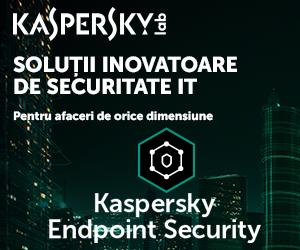 Campanie de reduceri Kaspersky Endpoint Security
