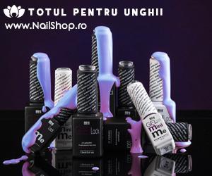 Campanie de reduceri NailShop.ro
