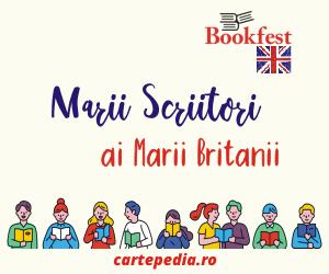 Campanie de reduceri Marii scriitori ai Marii Britanii îți dau întâlnire pe Cartepedia
