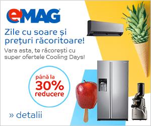Campanie de reduceri Cooling Days 2019