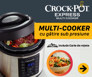 Campanie de reduceri Descopera Crock-Pot Express