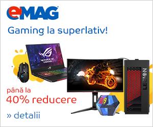 Campanie de reduceri Campanie gaming all IT, 22- 28.07.2019