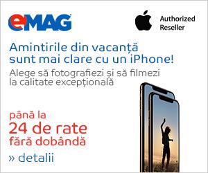 Campanie de reduceri campanie rate fara dobanda iphone