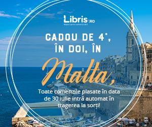 Campanie de reduceri  CADOU in Malta - City break de 4*. Doar azi!