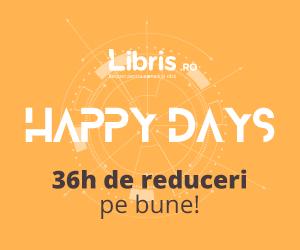 Campanie de reduceri Happy Days! 36h de reduceri pe bune, nu din realitatea virtuala!