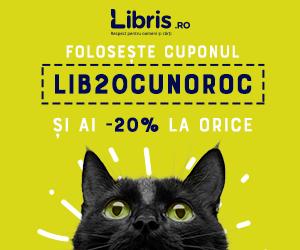 Campanie de reduceri Zi cu noroc! 20% Reducere la ORICE!