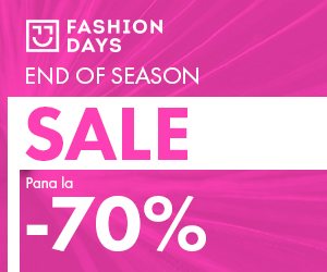Campanie de reduceri End of Season Sale - reduceri de pana la 70% (refresh)