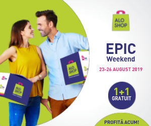 Campanie de reduceri EPIC week-end
