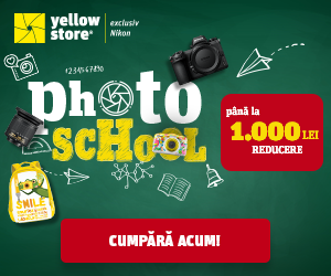 Campanie de reduceri Photo School