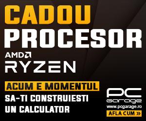 Campanie de reduceri Procesor AMD Ryzen cadou