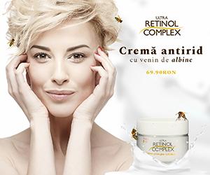 Campanie de reduceri Crema de zi antirid cu venin de albine