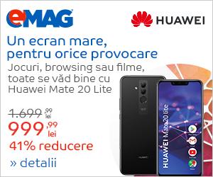 Campanie de reduceri Campanie telefon Huawei Mate 20 Lite