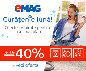 Campanie de reduceri Campanii mari Luna Curateniei, 02.09- 01.10.2019
