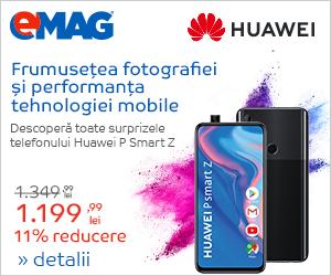 Campanie de reduceri Campanie telefon Huawei P Smart Z