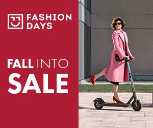 Campanie de reduceri Fall Into Sale - reduceri la articolele pentru femei (refresh)
