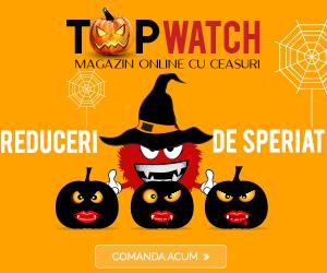 Campanie de reduceri Halloween Squad