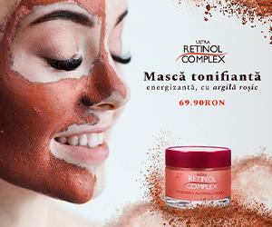 Campanie de reduceri Masca pentru ten tonifianta cu argila rosie
