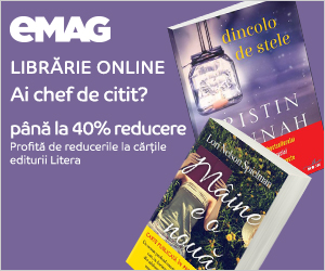 Campanie de reduceri Editura lunii- Litera, octombrie