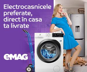 Campanie de reduceri Campanie electrocasnice 14 octombrie - 3 noiembrie